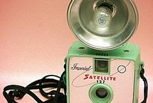 Cameras / by Megan Stock