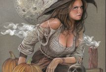 WITCHY WOMAN / by Gaylen Hemenway