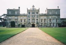 The English Country House. / by Brion R. Judge