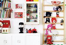 children's room / by Jasmine Tell