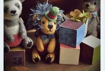 Felted Friends / by Sew Creative / Crystal Allen
