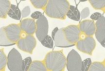 Stuff: Fabric Lust / Fabrics I <3 / by Amelia Kleymann