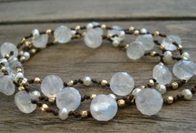 Give me pearls, handmade & vintage / by Rebecca Erwin