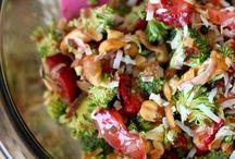 Salads / by Lauren Amott