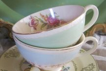 Wedding vintage cups / by laura crowe