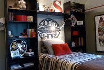 boys room ideas / by Vicki Limes