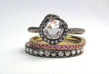 jewels / nails, flowers & jewelry / by Olivia Carter