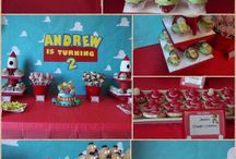 Luisitos 2nd Birthday / by Jeanette Zavala