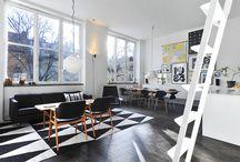 Interiors / by Linda Kummel