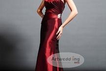 Artwedding Bridesmaid Dresses  / Artwedding new fashion elegant bridesmaid dresses collections for 2012 summer. / by Artwedding.com