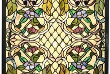 Stained and Beveled glass / by Jani Price