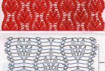 stitch patterns / by Karen Whooley / KRW Knitwear Studio