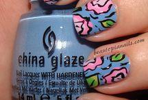 Nails / by Ishah Clay