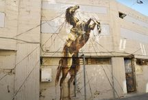 Street Art / Classic arts are great, but street art is so much more fun. / by Ricardo Marques
