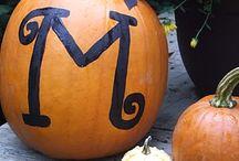 Pumpkins / by Kristen Feltman