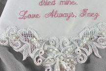 Great Gatsby Inspired / by Li'l Inspirations - Wedding Handkerchiefs Custom Made Personalized