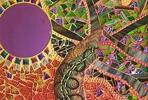 Mosaics / by Cynthia Mc Donnell