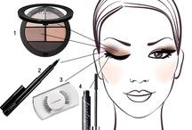 Make up / by Mariah Smaniotto