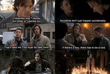 Winchesters / by Allie Motley