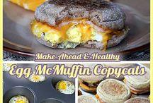 Recipes: Breakfast / by Tara Boehne