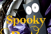 Halloween / Make this spooky holiday scarier than the last! #Halloween #kids / by Handpressions