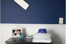 Nautical Shabby Chic Bedroom Ideas / by Barbie Bell