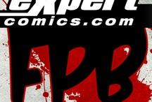 Superhero Comics / by DAMM