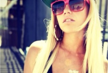 chanel westcoast / by Coulton Borders