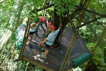 BELIZE ZIP LINE / Zip lining is as close as you can get to flying over the jungle. To book your adventure with Ian Anderson's Caves Branch Jungle Lodge visit us at www.cavesbranch.com  / by Ian Anderson's Caves Branch Jungle Lodge