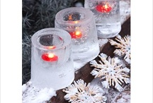Winter decorating / by Parna Henry