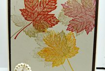 Fall/Thanksgiving cards / by Dianne Keough