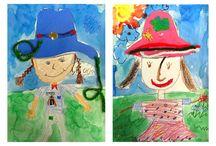 kindergarten / by Kimberly Ritter