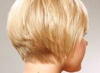 Hairstyles / by Phyllis Hamner
