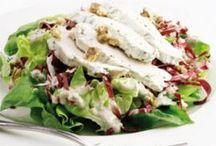 Salads / by Rocky6 T