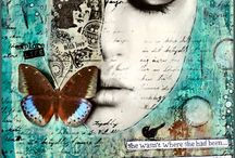 Mixed Media / by Lynette Kaye