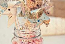 Around the World Theme Ideas / by Diana Kauffman