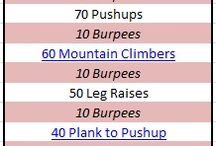 HIIT WORKOUTS / by Wendy Mihalko