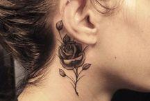 Tattoos / by Rachel Gregory