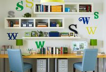 office / by Melissa Brown