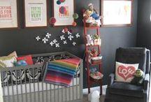 Nursery's / by Jenn Collins