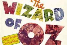 Wizard Of Oz..... / by Starla Skye