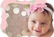 birth announcements / by Laura Buisson