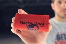 HockeyShot Synthetic Ice session / by HockeyShotStore
