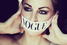 VOUGE / by Maggie Henriksson