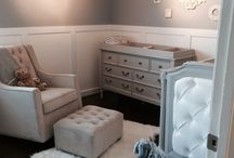 Baby A nursery / by Monique Nethercott (Pure Zero Photography)