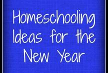 Homeschool / by Amanda Crabtree