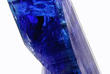 Tanzanite / by Jeanne Pague