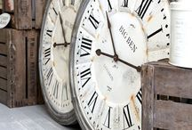 Time Flies  / Photos of clocks, old and new / by Talia Johnson