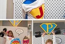 Super hero ideas / by Shannon Powell