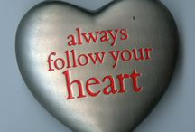 Follow your Heart / by Emily Murphy
